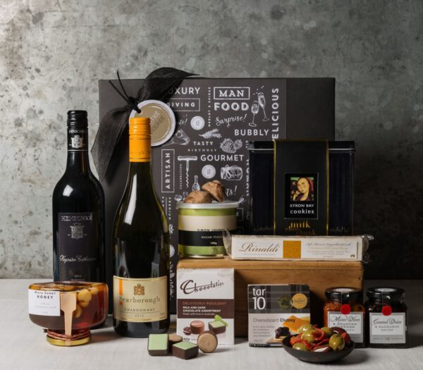 Thank you gift. Premium Wine Gift Set. Gift Hampers from Gourmet Basket. Thank you present. Thank you hamper.