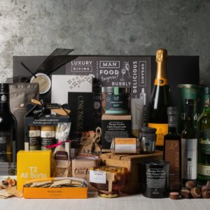 premium corporate gift basket. Gift Hampers from Gourmet Basket. Corporate gifts. Corporate hamper delivery.