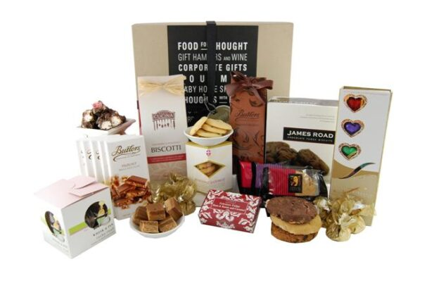 Cookies and Chocolate galore from Gourmet Basket