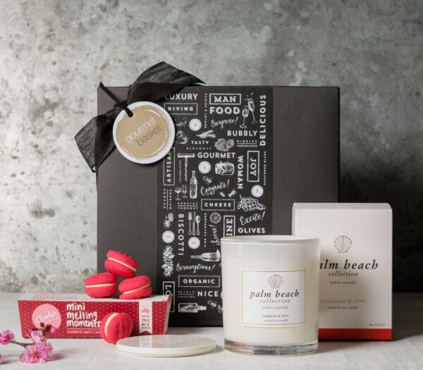 Thank you gift. Gift Hampers from Gourmet Basket. Thank you present. Thank you gift hamper.