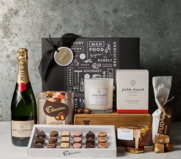 Thank you present. Thank you hamper. Gift Hampers from Gourmet Basket